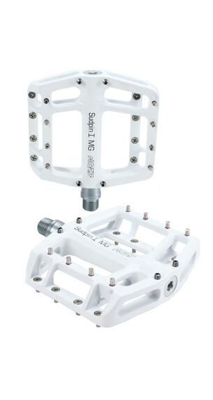 NC-17 Sudpin I S-Pro Pedał Mg biały